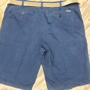 """Eddie Bauer Blue Shorts """"Legend Wash"""" 40"""